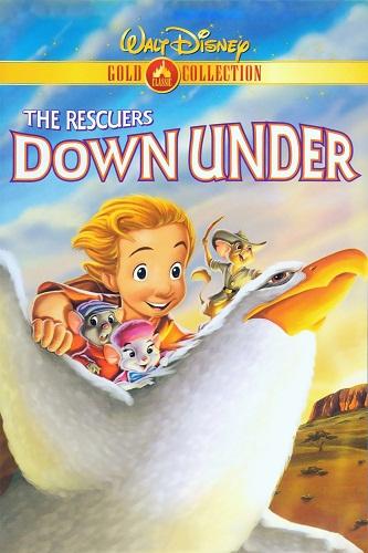 Спасатели в Австралии / The Rescuers Down Under (1990) HDTV