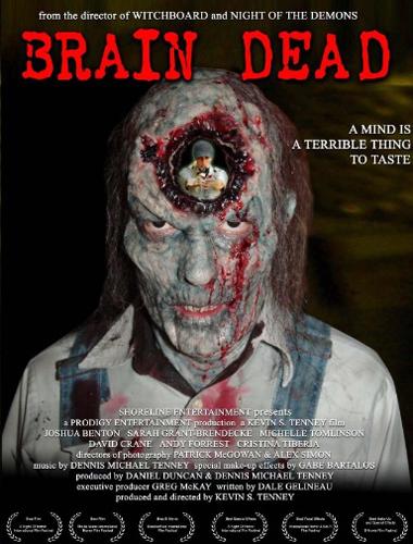 Мертвый мозг / Brain Dead (2007) DVDRip